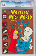 Silver Age (1956-1969):Humor, Wendy Witch World #9 File Copy (Harvey, 1964) CGC NM/MT 9....