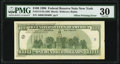Offset Printing Error Fr. 2175-B $100 1996 Federal Reserve Note. PMG Very Fine 30