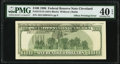 Offset Printing Error Fr. 2175-D $100 1996 Federal Reserve Note. PMG Extremely Fine 40 EPQ