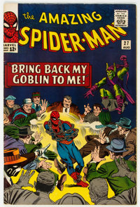 The Amazing Spider-Man #27 (Marvel, 1965) Condition: FN/VF