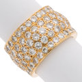 Estate Jewelry:Rings, Diamond, Gold Ring, Cartier, French. ...
