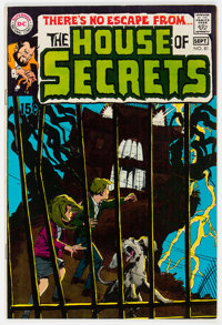 House of Secrets #81 (DC, 1969) Condition: FN+