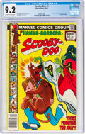 Bronze Age (1970-1979):Cartoon Character, Scooby-Doo #1 (Marvel, 1977) CGC NM- 9.2 Off-white to white pages....