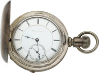 New York Watch Co., Early 15 Jewel Springfield, No. 306, Wolf's Tooth Winding
