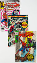 Bronze Age (1970-1979):Superhero, The Amazing Spider-Man Group of 29 (Marvel, 1970-82) Condition: Average VF/NM.... (Total: 29 Comic Books)
