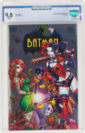 Modern Age (1980-Present):Superhero, The Batman Adventures #12 Fan Expo 2016 Holofoil Exclusive (DC, 2016) CBCS NM/MT 9.8 White pages....