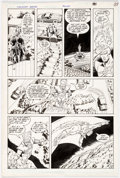 Original Comic Art:Panel Pages, Curt Swan and Murphy Anderson The Fury of Firestorm Annual #4 Story Page 20 Original Art (DC Comics, 1986)....