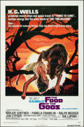 "The Food of the Gods (American International, 1976). Folded, Very Fine. One Sheet (27"" X 41"") & Uncut..."