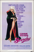 "Movie Posters:Crime, Scorchy (American International, 1976). Folded, Fine/Very Fine. One Sheet (27"" X 41""). Crime.. ..."