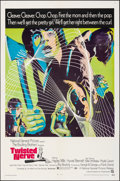 """Movie Posters:Horror, Twisted Nerve (National General, 1969). Folded, Very Fine+. One Sheet (27"""" X 41""""). Horror.. ..."""