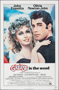 "Movie Posters:Musical, Grease (Paramount, 1978). Folded, Very Fine/Near Mint. One Sheet (27"" X 41""). Musical.. ..."