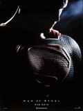 """Movie Posters:Action, Man of Steel (Warner Bros., 2013). Rolled, Very Fine+. French Grande (46.25"""" X 62"""") Advance. Action.. ..."""