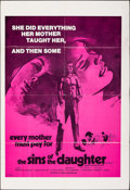"Movie Posters:Exploitation, Like Mother Like Daughter & Other Lot (Grads Corp, 1969). Folded, Overall: Very Fine-. One Sheets (2) (29"" X 42"" & 27"" X 41""... (Total: 2 Items)"