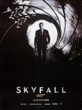 "Movie Posters:James Bond, Skyfall (MGM, 2012). Rolled, Very Fine+. French Grande (46.25"" X 62"") DS Advance. James Bond.. ..."