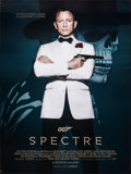 "Movie Posters:James Bond, Spectre (Columbia, 2015). Rolled, Very Fine+. French Grande (46.5"" X 62.25"") DS. James Bond.. ..."