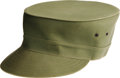 "Music Memorabilia:Costumes, Elvis Presley ""G.I. Blues"" Costume Hat. One olive drab U.S. Army-issue pop-up hat worn by Elvis in the 1960 romantic comedy...."