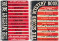 Books:Mystery & Detective Fiction, [Anthologies]. The Mystery Book [and:] The Second Mystery Book. New York: Farrar & Rinehart, Inc., [1939-1940]. First edit... (Total: 2 Items)