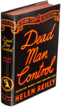 Books:Mystery & Detective Fiction, Helen Reilly. Dead Man Control. New York: The Crime Club, Inc., 1936. First edition.. ...