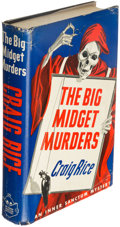 Books:Mystery & Detective Fiction, Craig Rice. The Big Midget Murders. New York: Simon and Schuster, 1942. First edition.. ...