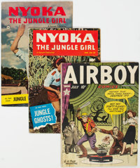 Comic Books - Assorted Golden Age Comics Group of 5 (Various Publishers, 1949-52).... (Total: 5 )