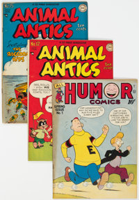 Golden Age Humor Group of 6 (Various Publishers, 1946-64).... (Total: 6 )