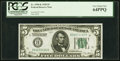 Fr. 1950-K $5 1928 Federal Reserve Note. PCGS Very Choice New 64PPQ