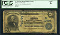 Caruthersville, MO - $20 1902 Plain Back Fr. 658 The First National Bank Ch. # (M)10784 PCGS Good 6
