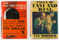 Books:Mystery & Detective Fiction, Sax Rohmer. Group of Two First American Editions. New York: The Crime Club, Inc., 1930-1933.. ... (Total: 2 Items)