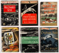 Books:Mystery & Detective Fiction, H. C. Bailey. Group of Six First American Editions. New York: The Crime Club, Inc., 1935-1944.. ... (Total: 6 Items)