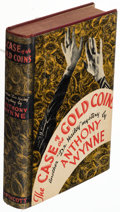 Books:Mystery & Detective Fiction, Anthony Wynne. The Case of the Gold Coins. Philadelphia: J. B. Lippincott Company, [1934]. First American edition.. ...