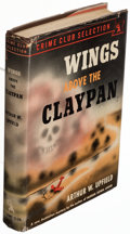 Books:Mystery & Detective Fiction, Arthur W. Upfield. Wings Above the Claypan. New York: The Crime Club, Inc., 1943. First American edition.. ...