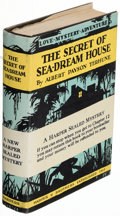 Books:Mystery & Detective Fiction, Albert Payson Terhune. The Secret of the Sea-Dream House. New York: Harper & Brothers, 1929. First edition.. ...