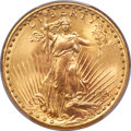 Saint-Gaudens Double Eagles, 1926-S $20 MS67 PCGS....