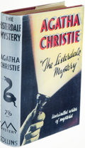Books:Mystery & Detective Fiction, Agatha Christie. The Listerdale Mystery. And Other Stories. London: Collins, 1934. First edition....