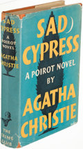 Books:Mystery & Detective Fiction, Agatha Christie. Sad Cypress. London: The Crime Club by Collins, [1940]. First edition....