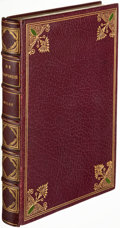 Books:Literature 1900-up, Oscar Wilde. De Profundis. London: Methuen and Co., [1905]. First edition, first printing, with forty-page publisher...