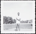 Basketball Collectibles:Others, 1962 Bill Russell Signed Certificate & Original Photograph From Basketball Camp....