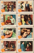 """Movie Posters:Elvis Presley, Wild in the Country (20th Century Fox, 1961). Overall: Fine+. Lobby Card Set of 8 (11"""" X 14""""). Elvis Presley.. ... (Total: 8 Items)"""