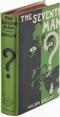 Books:Mystery & Detective Fiction, Wilson Barclay. The Seventh Man. New York: The Dial Press, Inc., 1935. First American edition of the author's only mystery t...