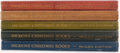 Books:Literature Pre-1900, Charles Dickens. Group of Five Christmas Books, comprising: A Christmas Carol. Illustrated by Charles Green R. I.... (Total: 5 Items)