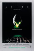 "Movie Posters:Science Fiction, Alien (20th Century Fox, R-2003). Rolled, Fine/Very Fine. Director's Cut One Sheet (27"" X 40"") DS, Style B. Science Fiction...."