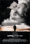 """Movie Posters:War, Saving Private Ryan (Paramount, 1998). Rolled, Very Fine-. One Sheet (27"""" X 40"""") DS. War.. ..."""