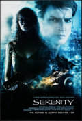 """Movie Posters:Science Fiction, Serenity (Universal, 2005). Rolled, Very Fine/Near Mint. One Sheet (27"""" X 40"""") SS Advance. Science Fiction.. ..."""
