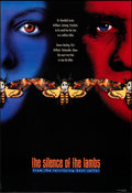 "Movie Posters:Thriller, The Silence of the Lambs (Orion, 1991). Rolled, Fine+. Trimmed One Sheet (27"" X 39.25"") SS Advance Style B. Thriller.. ..."