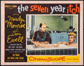 "Movie Posters:Comedy, The Seven Year Itch (20th Century Fox, 1955). Fine/Very Fine. Lobby Card (11"" X 14""). Comedy.. ..."