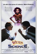 "Movie Posters:Science Fiction, Weird Science (Universal, 1985). Rolled, Fine. Australian One Sheet (27"" X 40"") SS. Science Fiction.. ..."