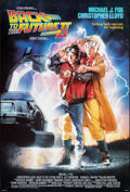 """Movie Posters:Science Fiction, Back to the Future Part II (Universal, 1989). Rolled, Very Fine+. One Sheet (26.75"""" X 39.75""""). SS, Drew Struzan Artwork. Sci..."""