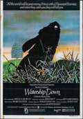 "Movie Posters:Animation, Watership Down & Other Lot (Filmways Australasian, 1979). Folded, Overall: Fine+. Trimmed Australian One Sheet (27"" X 39"") &... (Total: 2 Items)"