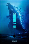 """Movie Posters:Action, Godzilla: King of the Monsters (Warner Bros., 2019). Rolled, Very Fine+. International One Sheet (27"""" X 40"""") DS Advance. Act..."""
