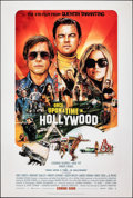 """Movie Posters:Drama, Once Upon a Time...in Hollywood (Columbia, 2019). Rolled, Near Mint. One Sheet (27"""" X 41"""") DS Advance, Steve Chorney Artwork..."""